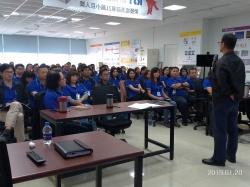 2019年汎武舉辦共識營活動