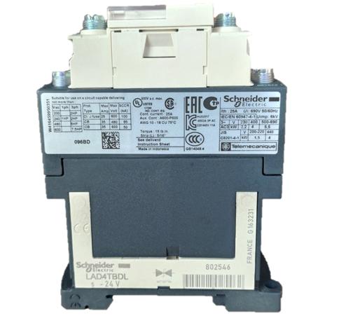 SchneiderLC1D096BDContactor